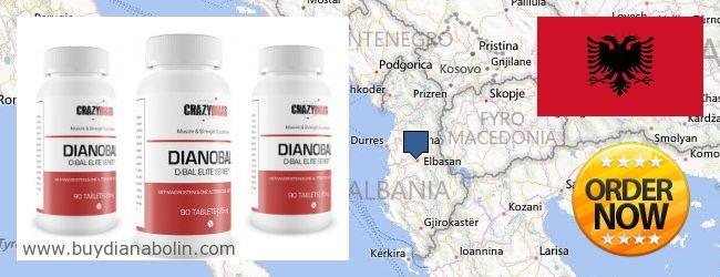 Где купить Dianabol онлайн Albania