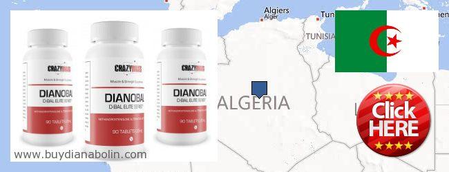 Где купить Dianabol онлайн Algeria
