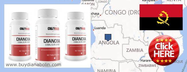 Где купить Dianabol онлайн Angola