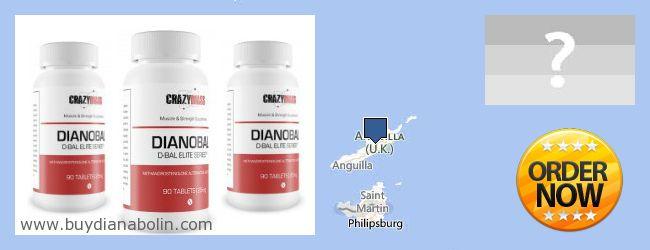 Где купить Dianabol онлайн Anguilla