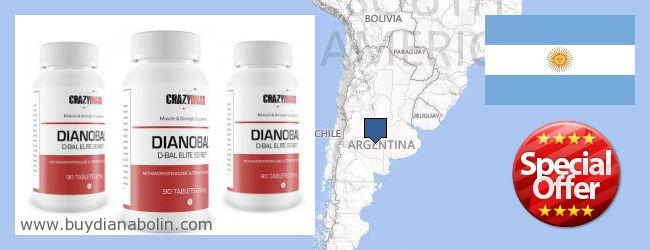 Где купить Dianabol онлайн Argentina