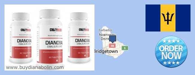 Где купить Dianabol онлайн Barbados
