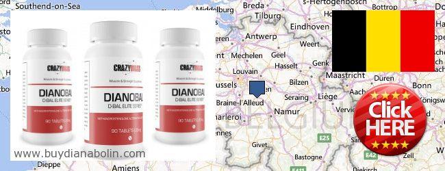 Где купить Dianabol онлайн Belgium