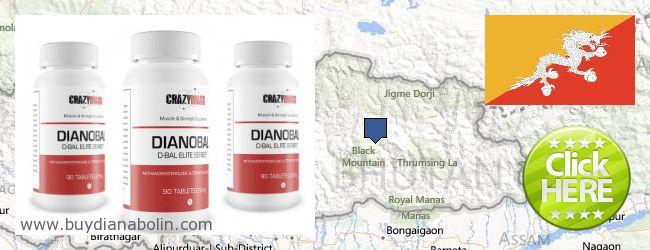 Где купить Dianabol онлайн Bhutan