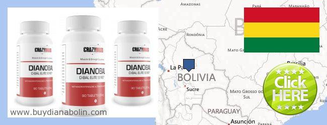 Где купить Dianabol онлайн Bolivia