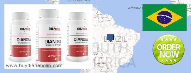 Где купить Dianabol онлайн Brazil