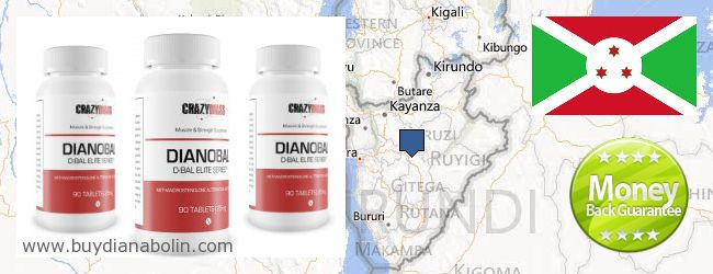 Где купить Dianabol онлайн Burundi
