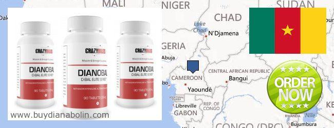Где купить Dianabol онлайн Cameroon