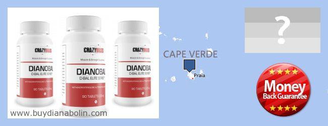 Где купить Dianabol онлайн Cape Verde