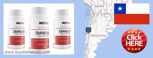 Где купить Dianabol онлайн Chile
