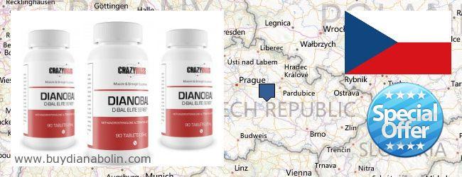Где купить Dianabol онлайн Czech Republic