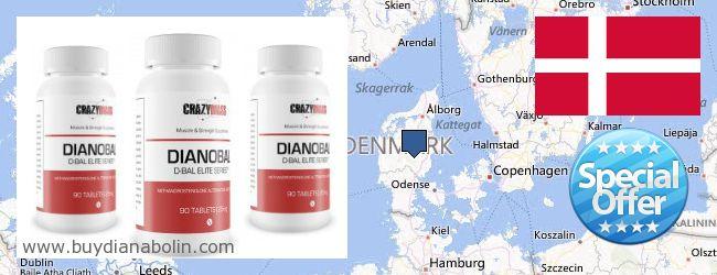 Где купить Dianabol онлайн Denmark