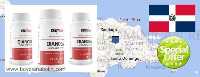 Где купить Dianabol онлайн Dominican Republic
