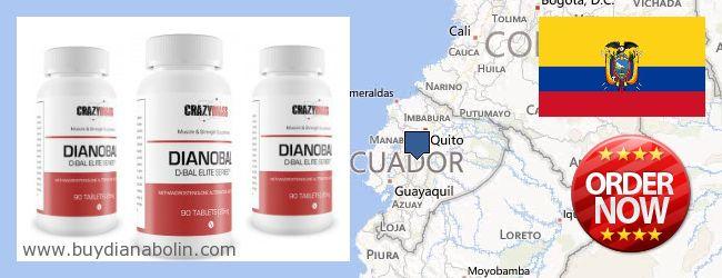 Где купить Dianabol онлайн Ecuador