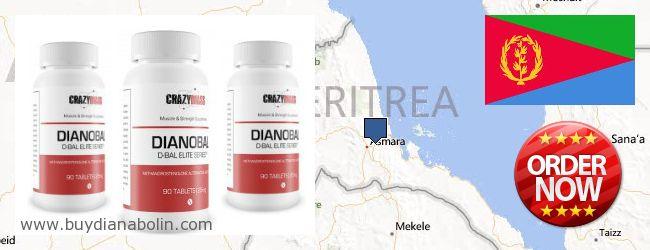 Где купить Dianabol онлайн Eritrea