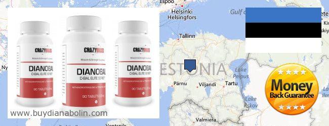 Где купить Dianabol онлайн Estonia