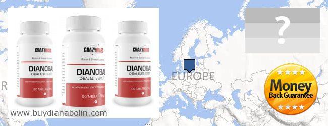 Где купить Dianabol онлайн Europe