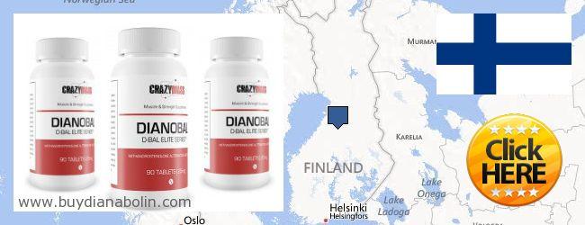 Где купить Dianabol онлайн Finland