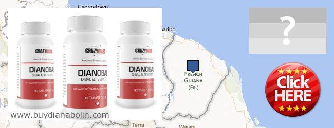 Где купить Dianabol онлайн French Guiana
