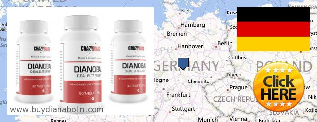 Где купить Dianabol онлайн Germany
