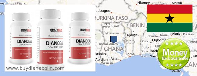 Где купить Dianabol онлайн Ghana