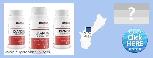 Где купить Dianabol онлайн Guam