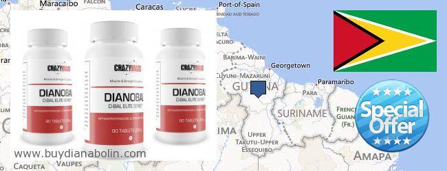 Где купить Dianabol онлайн Guyana