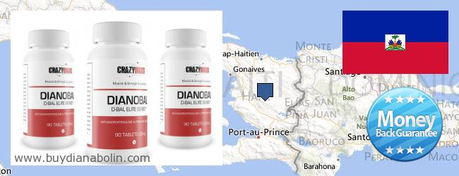 Где купить Dianabol онлайн Haiti