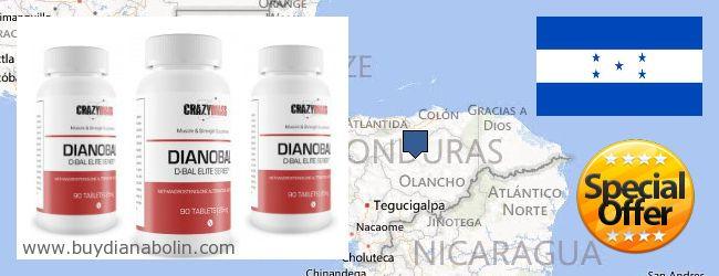 Где купить Dianabol онлайн Honduras