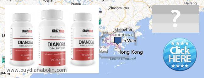 Где купить Dianabol онлайн Hong Kong