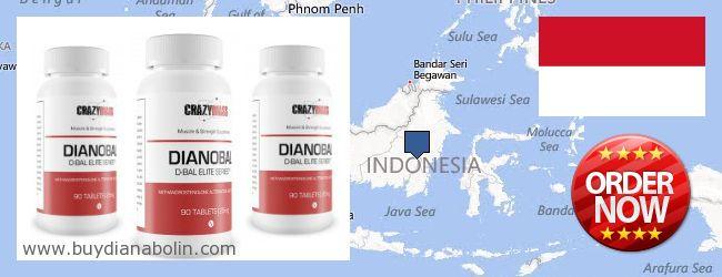 Где купить Dianabol онлайн Indonesia