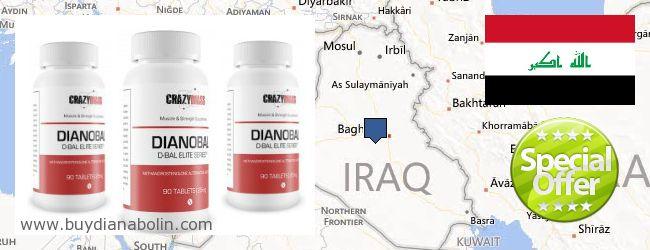 Где купить Dianabol онлайн Iraq