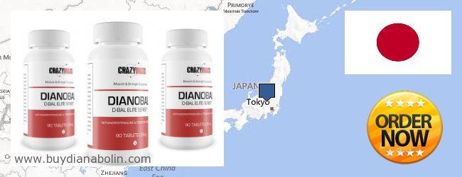 Где купить Dianabol онлайн Japan