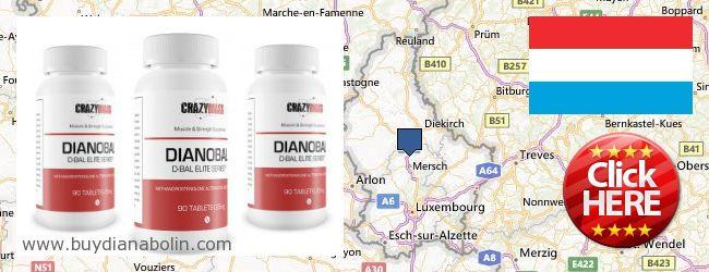 Где купить Dianabol онлайн Luxembourg