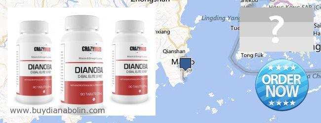 Где купить Dianabol онлайн Macau