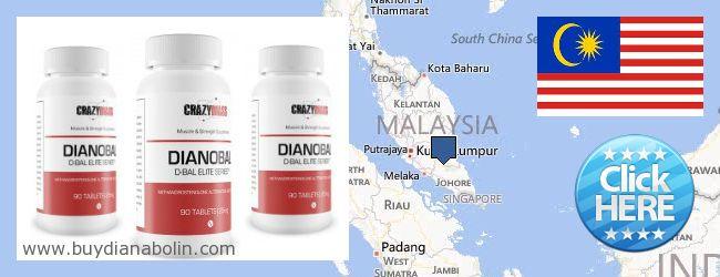 Где купить Dianabol онлайн Malaysia