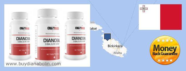 Где купить Dianabol онлайн Malta