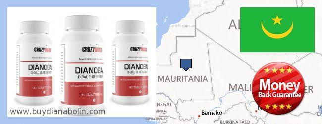 Где купить Dianabol онлайн Mauritania