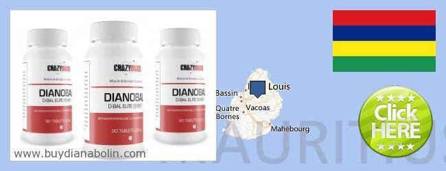 Где купить Dianabol онлайн Mauritius