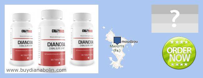Где купить Dianabol онлайн Mayotte