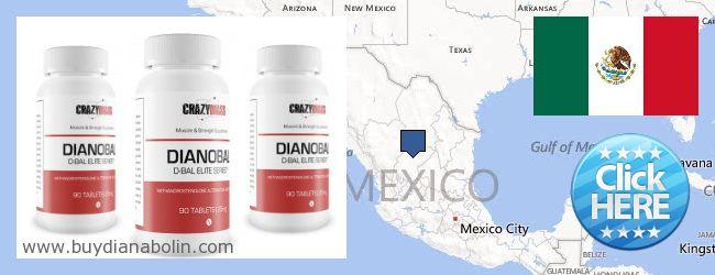 Где купить Dianabol онлайн Mexico