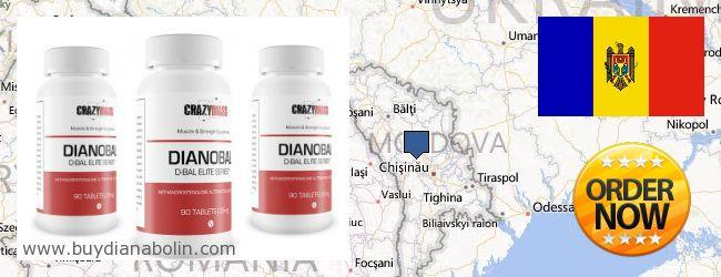 Где купить Dianabol онлайн Moldova