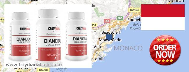 Где купить Dianabol онлайн Monaco