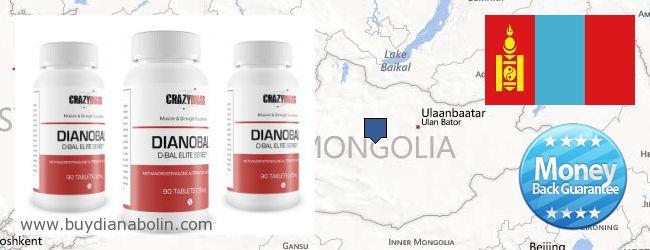 Где купить Dianabol онлайн Mongolia