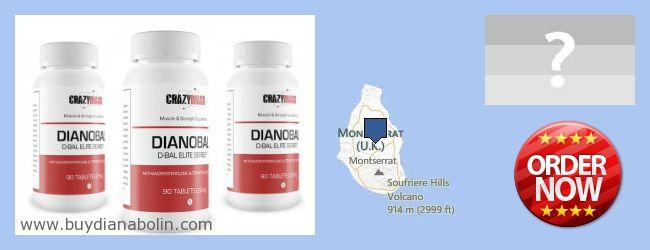 Где купить Dianabol онлайн Montserrat