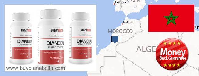 Где купить Dianabol онлайн Morocco