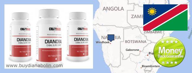 Где купить Dianabol онлайн Namibia