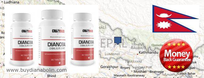 Где купить Dianabol онлайн Nepal