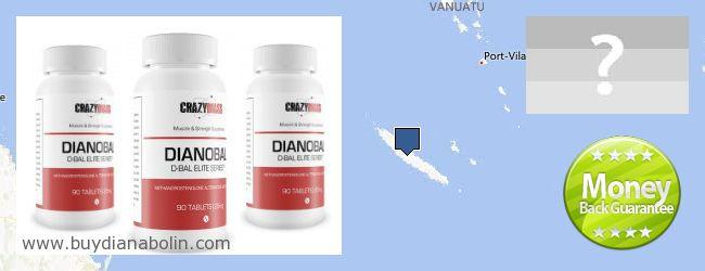 Где купить Dianabol онлайн New Caledonia