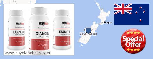 Где купить Dianabol онлайн New Zealand
